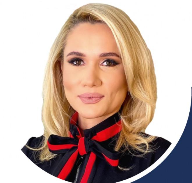 De profesie jurist, Laura Fulgeanu-Moagher candideaza pentru un mandat de senator din partea PSD Prahova