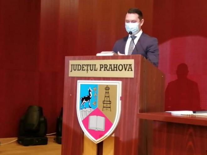 Mesajul lui Bogdan Toader dupa ce a fost investit in functia de consilier judetean