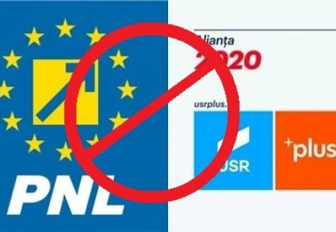 PNL Timiș CALCĂ USR pe cap și îl invită să SEMNEZE protocolul fără pretenții la funcții sau să FACĂ alianță cu PSD
