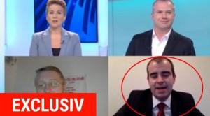 """PNL-istul Răzvan Prişcă, fără să ştie că este în direct, a recunoscut din greşeală că a avut COVID: """"Practic am fost bucuros că nu am dat şi la alţii"""""""