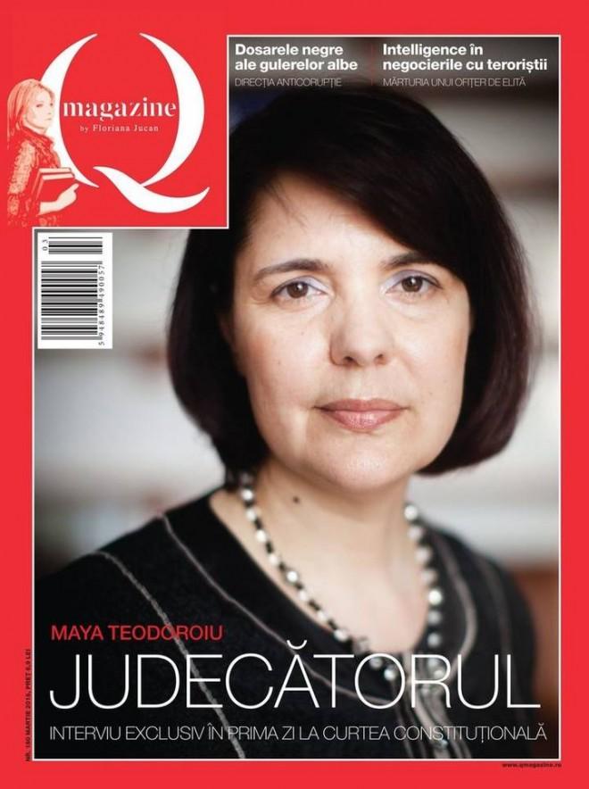 Povestea nestiuta a judecatoarei Maya Teodoroiu, care acum a decis sa candideze la parlamentare