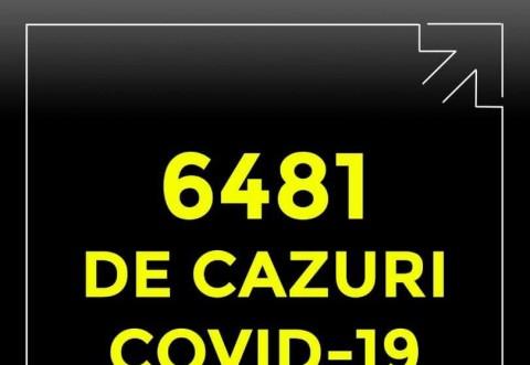 Bogdan Toader: 6481 de cazuri astazi. Guvernul si-a aratat incompetenta! Ce fac tari precum Germania sau Franta