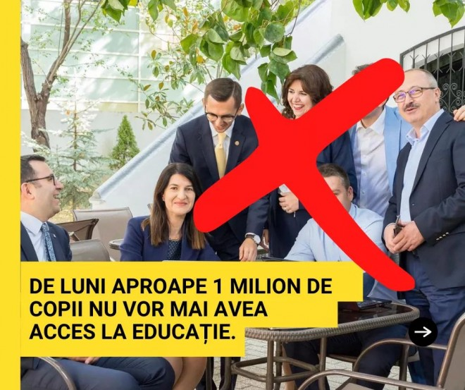 PNL pune educatia pe butuci. Se inchid scolile dar tabletele lipsesc! S-au cumparat 43.000 din totalul de 1 milion!