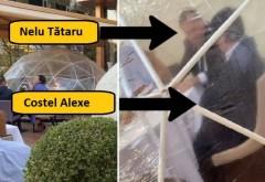Sfidare: Nelu Tătaru, Costel Alexe și alte patru persoane au petrecut ore în șir într-un balon de plastic de 5 metri pătrați. Piețele, teatrele și cinematografele se închid de luni