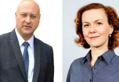 Dan Nicodim si Magdalena Trofin, noii viceprimari ai municipiului Ploiesti