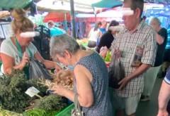 PSD a decis în Parlament că piețele agroalimentare pot ramane DESCHISE. Cu gandul la sprijinirea supermarketurilor straine, PNL s-a opus!