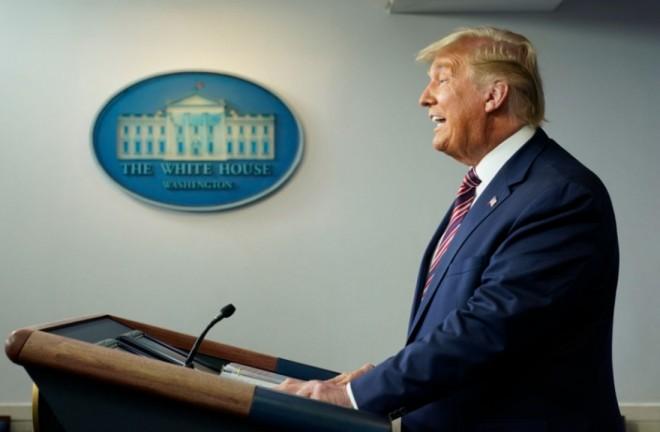 """Donald Trump: """"Nu recunosc nicio înfrângere. Este vorba de un scrutin fraudat"""""""