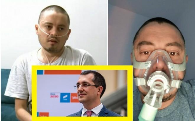 A murit Ionut Anghel, tanarul care a asteptat 3 ani un transplant pulmonar. Medic: Vlad Voiculescu a interzis transplantul pulmonar în România