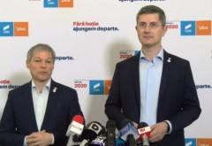 Informații 'SCĂPATE' din interiorul USR-PLUS: Omul lui Cioloș, legături NESPUSE cu Poliția Română!