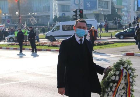 Bogdan Toader, mesaj de Ziua Nationala: Să nu ne lăsăm rupți unii de alții, să scăpăm de cei ce ne vor dezbinați, pentru a ne conduce mai ușor!