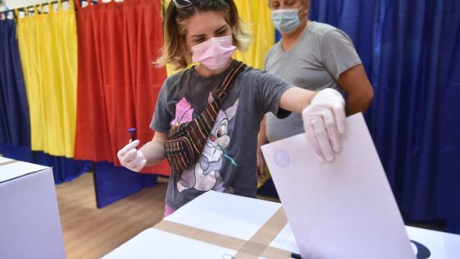 Alegeri parlamentare 2020. Ce reguli trebuie respectate în secțiile de votare pentru a preveni răspândirea infecției cu COVID-19