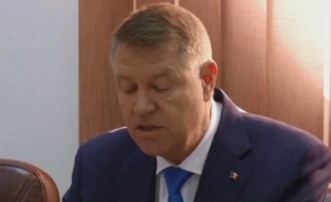 Moment halucinant în plenul CSM: Klaus Iohannis s-a ridicat şi a plecat, refuzând să le răspundă magistraţilor/ VIDEO