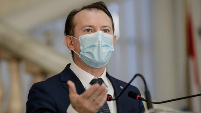 Florin Cîţu: Obiectivul meu este de a avea 10,4 milioane de persoane vaccinate în septembrie