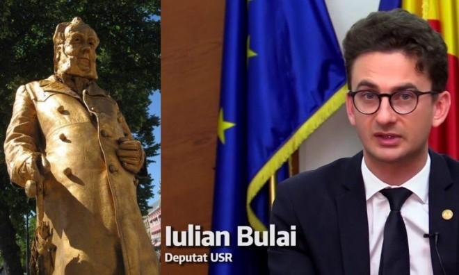 """Doamne fereste! Bulai: """"Eminescu ar fi eliminat pensiile speciale. La multi ani, Mihai!"""""""