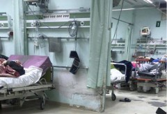 """Imagini horror și comportament incalificabil la Sp. Judetean Ploiești. Doctorii si asistentele se uitau la un film si au fost deranjate: """"Ce-ai patit si tu, fetita, la 3 noaptea?"""""""