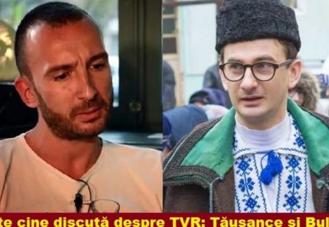 """""""Cerșetorul"""" Iulian Bulai, dezbatere despre TVR cu propagandiștii Puterii"""