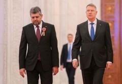 Ciolacu: Nu susținem suspendarea lui Iohannis