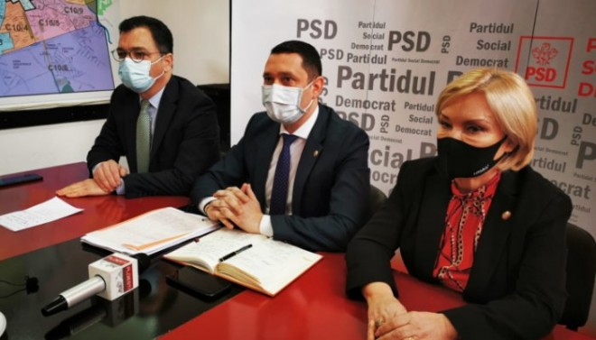 """Deputatul PSD Prahova Bogdan Toader: """"Bani exista. Nu ii mai tineti blocati in pusculita de partid pentru a fi furati!"""