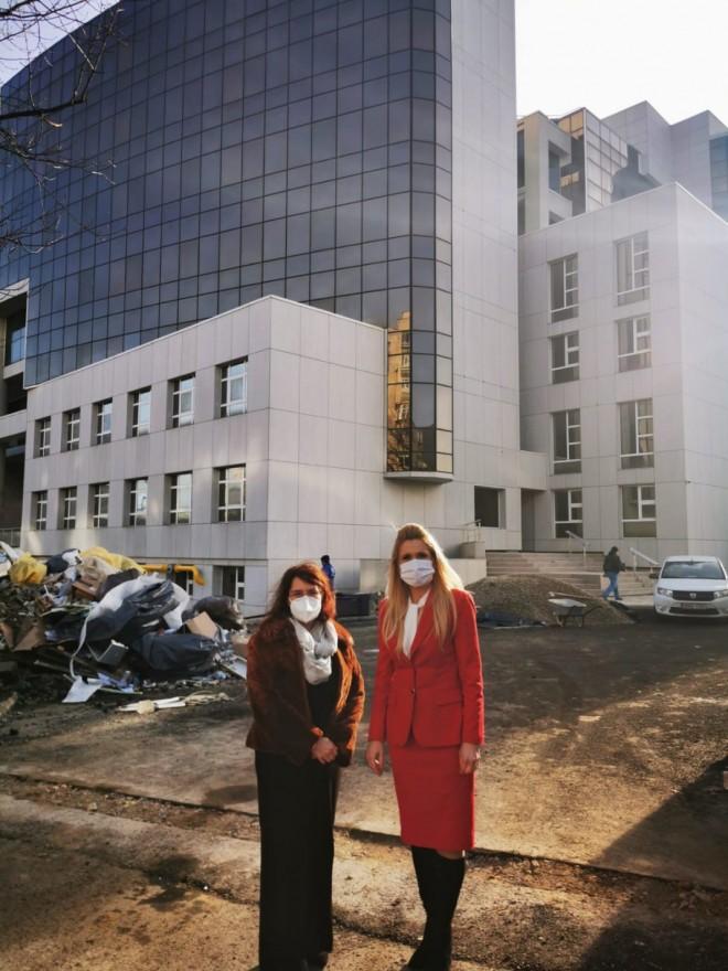 Palatul de Justitie din Ploiesti, in constructie de 22 de ani!