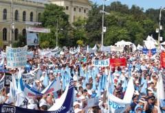 """Confederaţiile sindicale din România se reunesc într-un demers comun pentru a sesiza """"abuzurile şi şantajul public comise de prim-ministrul Cîțu la adresa organizaţiilor sindicale"""""""