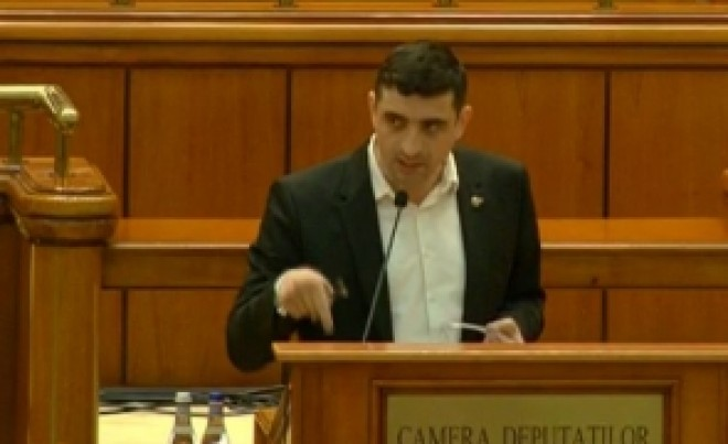 George Simion cheamă oamenii în stradă, după noile restricții impuse în București: Sunt REVOLTAT!