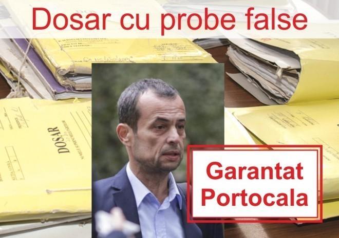 """BOMBA! Incepe procesul lui """"Portocala"""", acuzat ca i-a fabricat dosarul lui Vlad Cosma, fost deputat"""