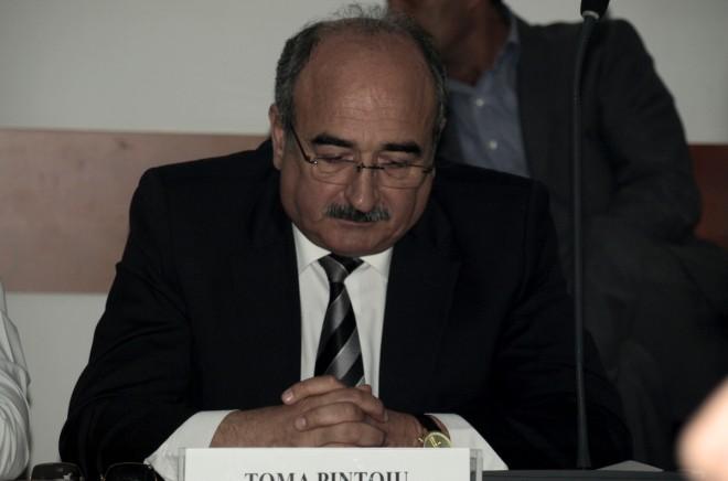 Fostul consilier judeţean Toma Pinţoiu a murit într-un spital COVID, la 64 de ani