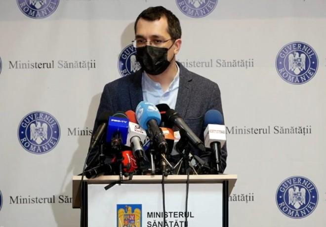 """Cutremur! S-a aflat de ce Voiculescu a zis ca testele rapide """"nu sunt bune"""". Soc total! Pentru ca daca ar recunoaste ca sunt valabile, ar merge la puscarie! Vezi de ce"""