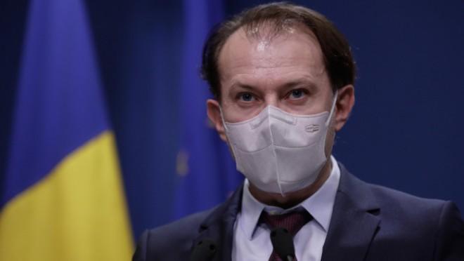 Cîțu, replică pentru Andreea Moldovan: Nu va exista lockdown. Mergem în direcția relaxării, cu o condiție