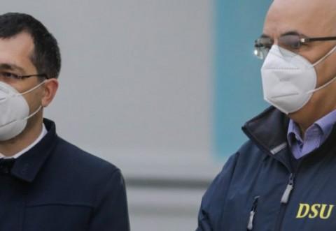 Scandal la Spitalul Foişor din Capitală. Arafat și Voiculescu își pasează vina. Unul a emis ordinul, celălalt l-a avizat!