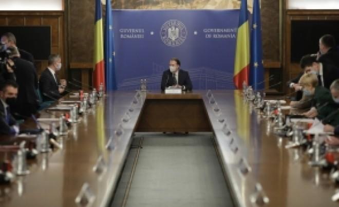 Florin Cîțu încearcă să organizeze ședința de Guvern: riscă un boicot al USR-PLUS