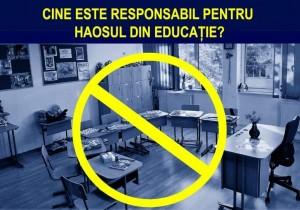 Bogdan Toader acuza haosul din Educatie: Cu o zi inainte de inceperea scolii nu stim mai nimic despre modul de organizare si sprijinul oferit de autoritati