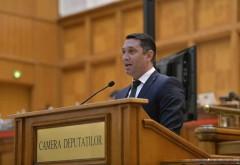 """Deputatul Bogdan Toader, declaratie politica: Domnule Ilie Dan Barna, singura solutie pentru a va salva sloganul """"Fara penali in functii publice"""" este propria dvs. demisie"""