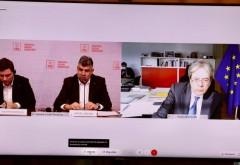 Ciolacu, discuții cu comisarul european pentru economie: Guvernanții n-au înțeles că banii din PNRR nu sunt pentru clientela politică