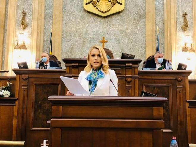 Senatorul PSD Prahova Laura Moagher solicita Guvernului ridicarea starii de alerta