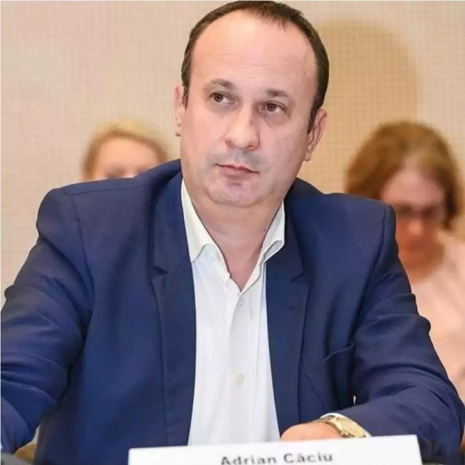 "Adrian Câciu: ""Asta a ajuns România. O suveica prin care Europa își multiplica capitalul."""