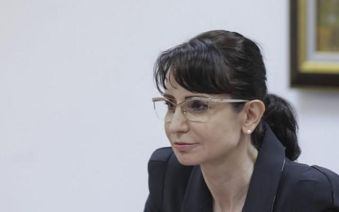 Fosta șefă DIICOT, Giorgiana Hosu, vrea să se pensioneze, la 49 de ani