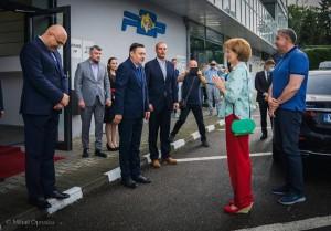 """Viceprimarul Ploieștiului, Dan Nicodim: """"Am renunțat pentru o zi la politică în favoarea sportului. Primăria Ploiești încurajează și susține inițiativele care promovează sănătatea și longevitatea"""""""