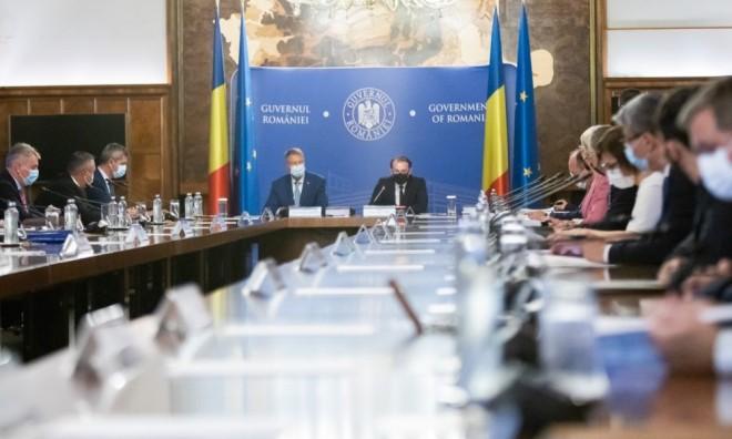 Florin Cîțu, lăsat în strategia goală (DOCUMENT ticluit la Guvern)