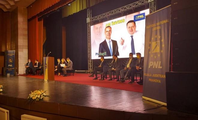 Alegeri PNL Prahova/ Vezi aici noua structura de conducere