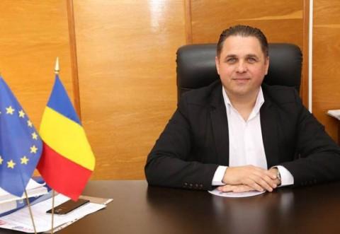 Marius Constantin, primarul orasului Baicoi, vrea pasarela peste DN1