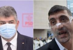 PSD și AUR nu semnează o eventuală moțiune de cenzură a USR PLUS