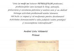 """Mesajul primarului Volosevici, cu ocazia """"Zilei Petrolistului"""""""