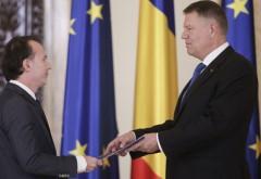 Cîțu: Am trimis demisiile miniștrilor USR PLUS și propunerile de interimari la Cotroceni