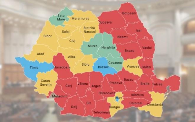Sondaj CURS/ PNL, in cadere libera. PSD castiga alegerile cu aproape 40%