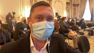 Deputatul PSD Prahova Bogdan Toader a participat la summit-ul Aspen: Avem nevoie de solutii urgente pentru productia de energia verde
