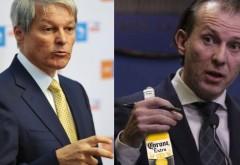 Un joc periculos: Cîțu n-a aflat că a fost demis, Cioloș crede că a fost învestit