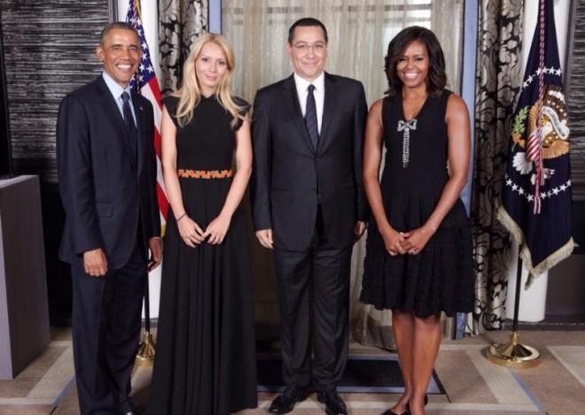 Ponta: Am discutat despre ASTA cu Barack Obama
