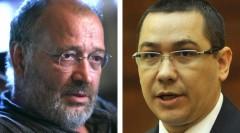 CULISELE scandalului TVR: Ponta îl distruge pe Stelian Tănase