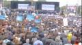 LOVITURĂ pentru Klaus Iohannis la lansarea candidaturii